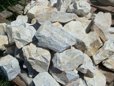 Kamień wapienny - żwiry
